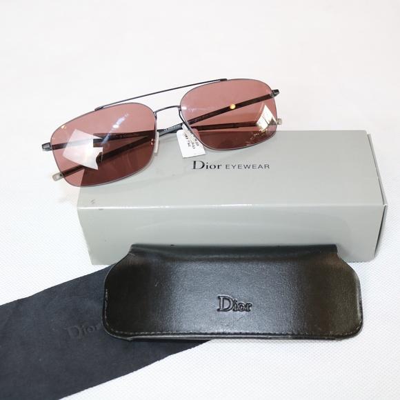 fbeddfe7540 NWT UNISEX VINTAGE CHRISTIAN DIOR Sunglasses